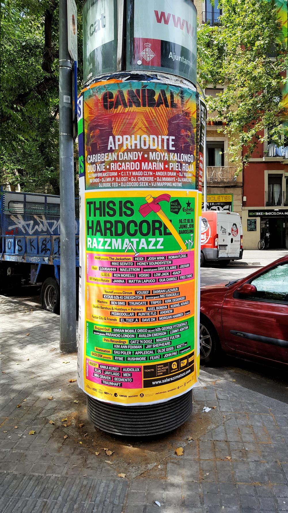 Razzmatazz poster