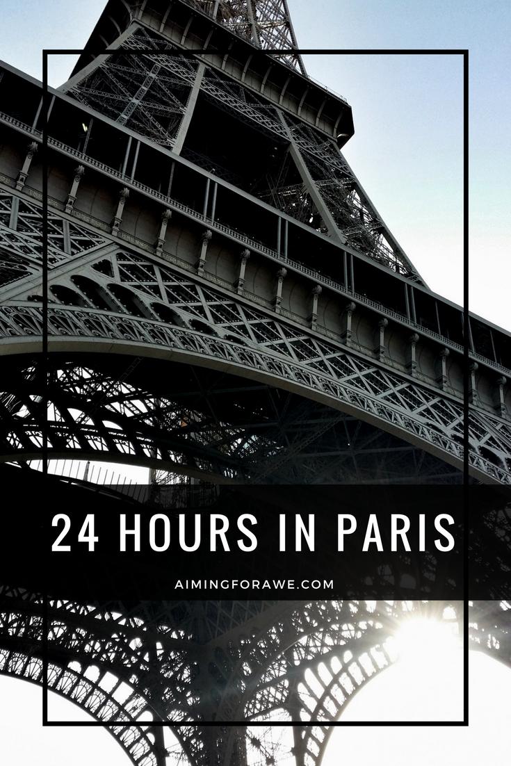 24 Hours in PAris - AIMINGFORAWE.COM