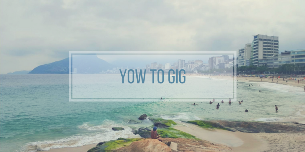 YOW to GIG - A Sap Story - AIMINGFORAWE.COM