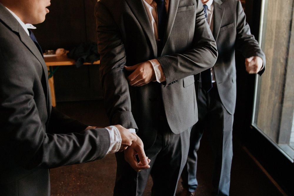 groom wedding charlotte nc