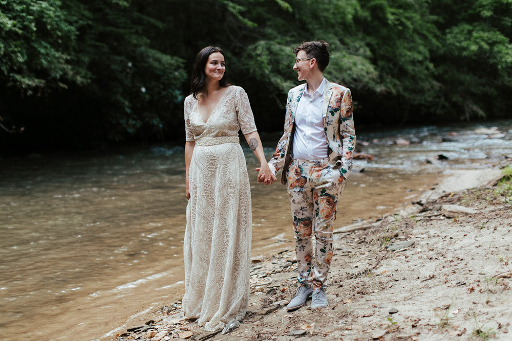 north carolina lgbtq wedding photographer