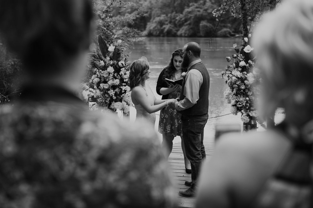 the elopement - $1,000 - You two, me, and up to 8 other people for up to 3 hours. No fuss.