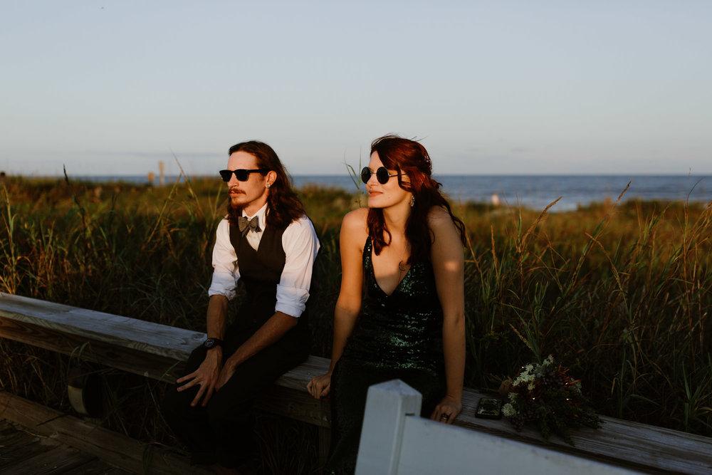 Carolina Beach Wedding Photographer