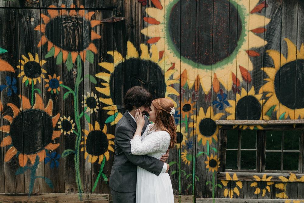 hendersonville wedding photographer