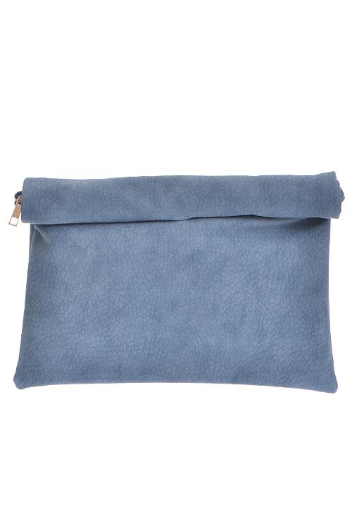 Grey Clutch, $38