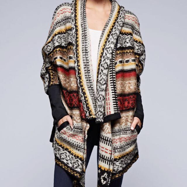 Our Multi-Color Fall Cardigan is another item we think anyone would be happy to receive! (Hint: We also love the fact that this cardigan reminds us of a Missoni print!)