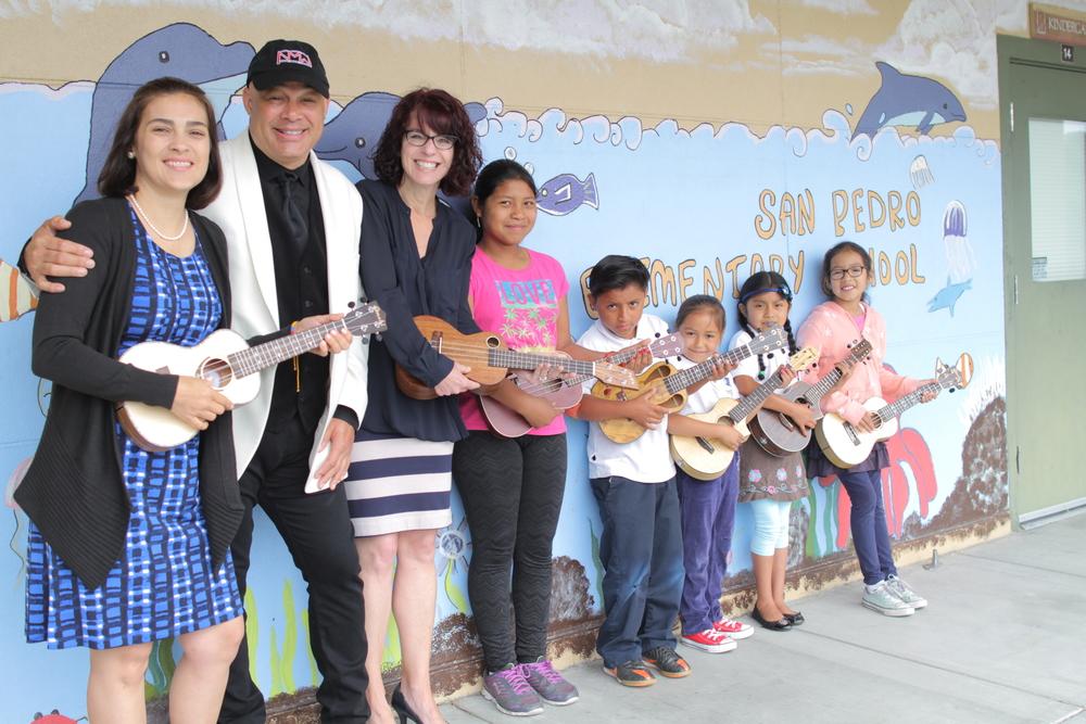 NMWF Music Grant-San Pedro School 6-6-16.JPG