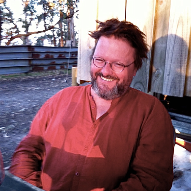 Max Allen - Wild-Fermented Cider Maker (& Writer)