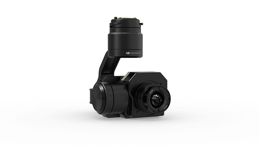 DJI Zenmuse FLIR XT thermal imager