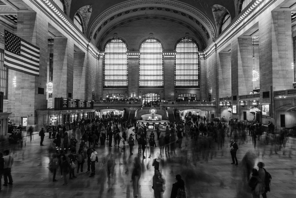 Grand Central Traffic