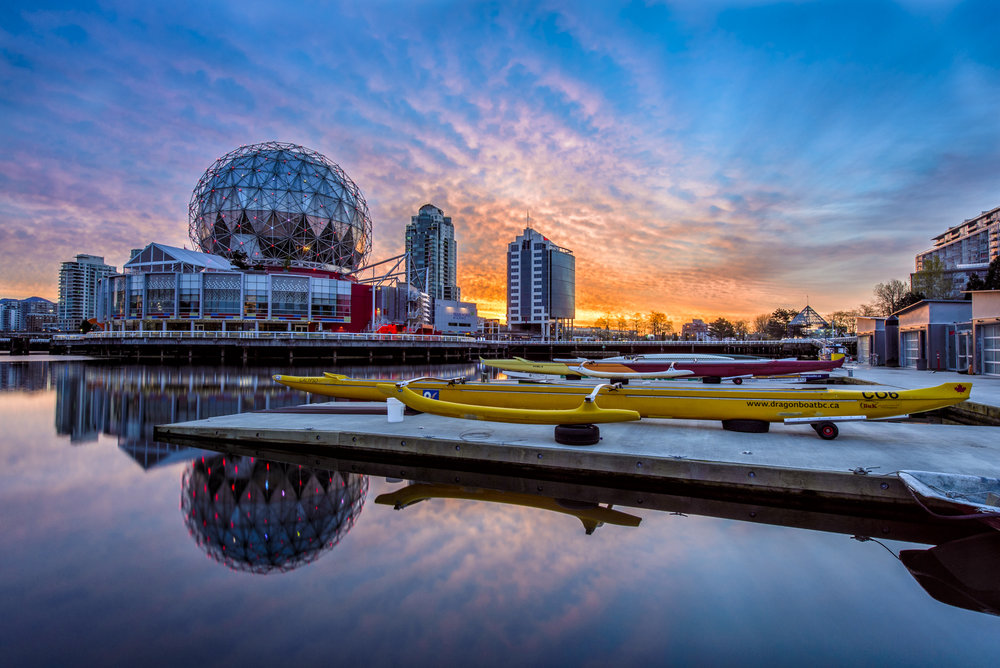 False Creek Sunrise 2