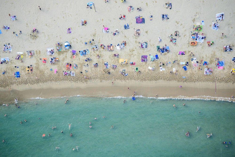 LfA - Barceloneta Beach 1