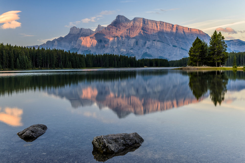 Rundle Sunrise