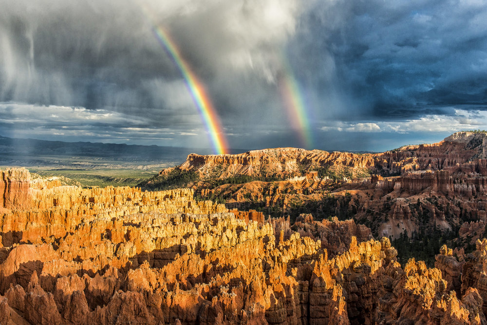 Bryce Rainbows