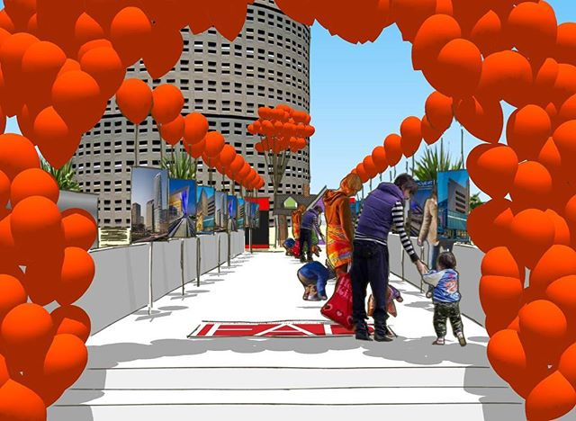 🎈🎈Want to score free tickets to @gasparillamusic? 🎈🎈Volunteer at our installation at @gasparillaarts! We are looking for volunteers for 02/23, 03/02, and 03/03 to help fabricate the installation, greet guests, and take down afterwards. For more info contact Eli@AIAtampabay.com  See you at #curtishixonwaterfrontpark 🎈👀 #gasparilla #arts #tampa #tampaart #architecture