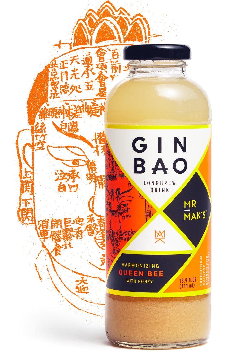 Queen Bee Ginbao