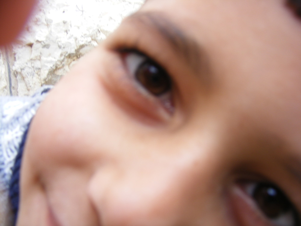 What happens when you let children play with your camera