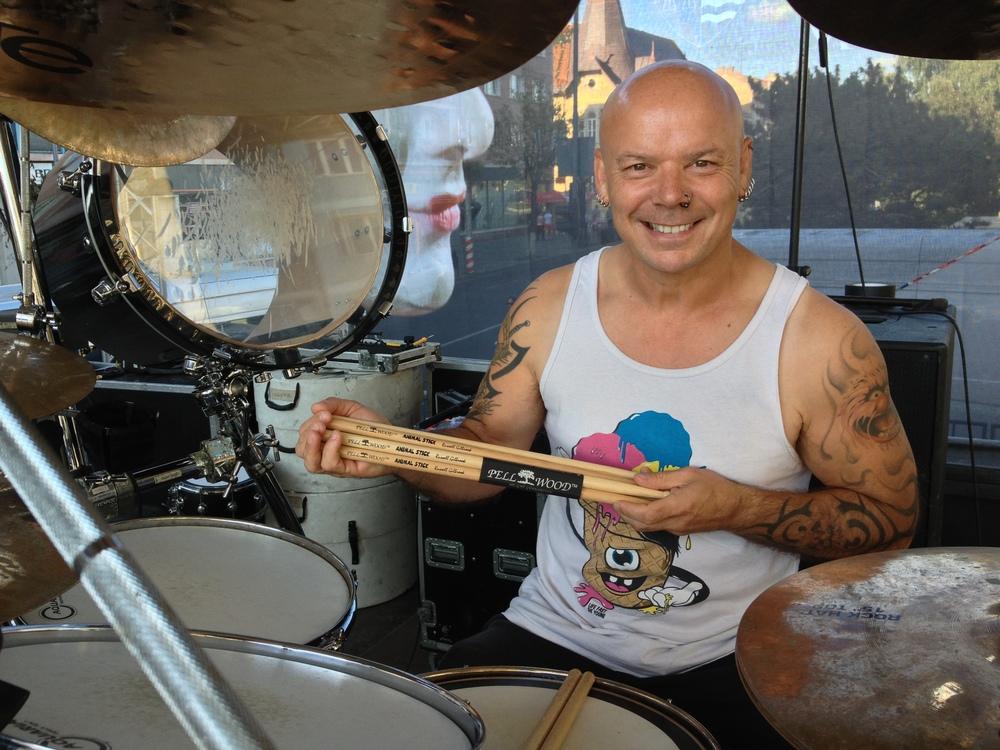Russell Gilbrook (Uriah Heep)