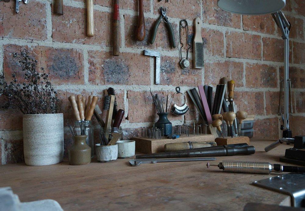Alexandra Dodds Jewellery Studio