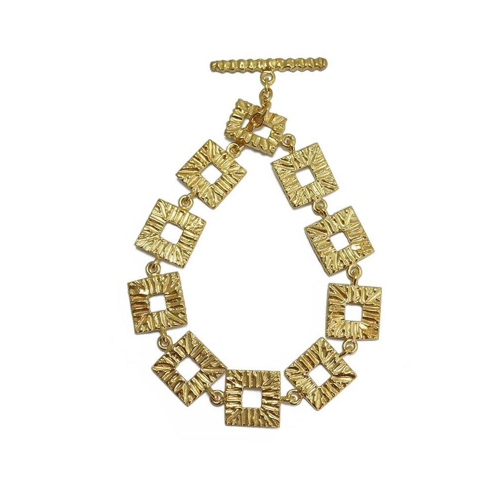 Utopia Bracelet Gold