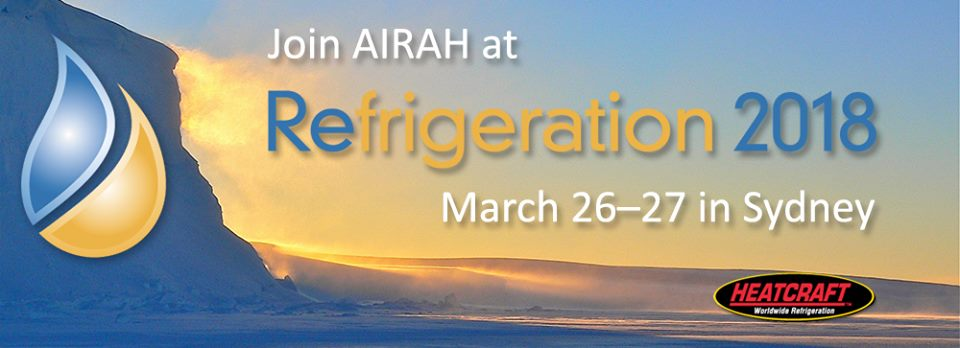 AIRAH Refrigeration Conference