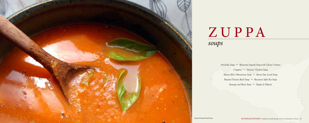 Zuppa (Soups)