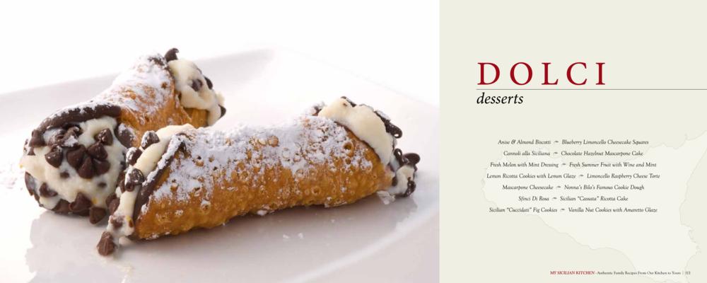 dolci (desserts)