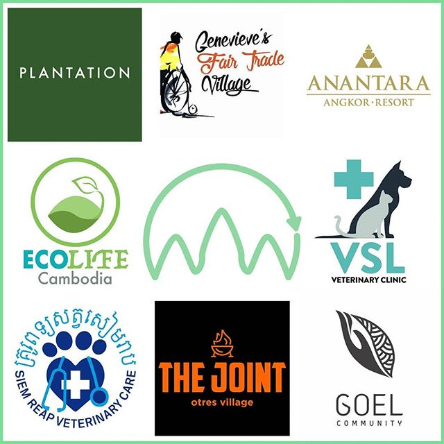 See our newest customers proving that being eco-friendly is easy. Show some love to these businesses keeping Cambodia clean!