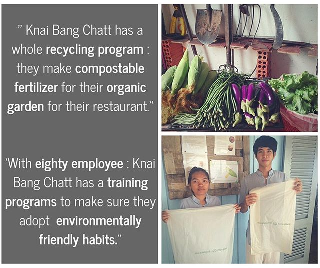 Read all the ways @KnaiBangChatt helps our environment while being one of the most recognized resorts in Southeast Asia. . http://www.cleanbodia.com/blog/ . . . . #KnaiBangChatt #Kep #Kampot #Cambodia #GoGreen #EcoResort #WorldEnvironmentDay