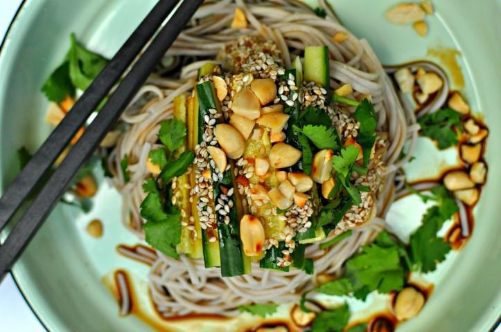 minute soba noodles