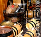 spain Jumilla murcia wine barrels at wine bodega Silvano Garcia