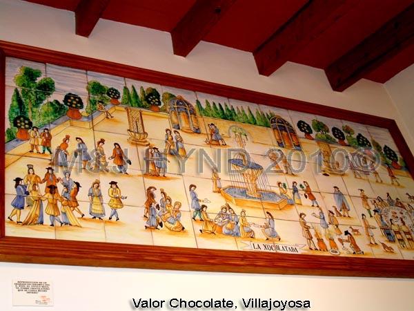 Valor Chocolate, Villajoyosa, Spain