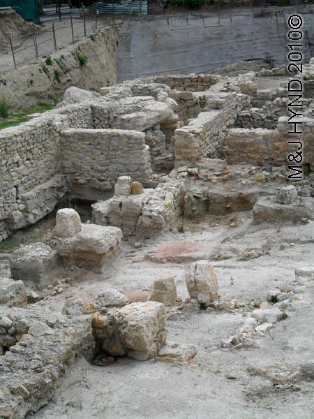 spain Archena Murcia Spa Resort Balneario de  Archena  mineral medicinal spring town remnants ancient original spa