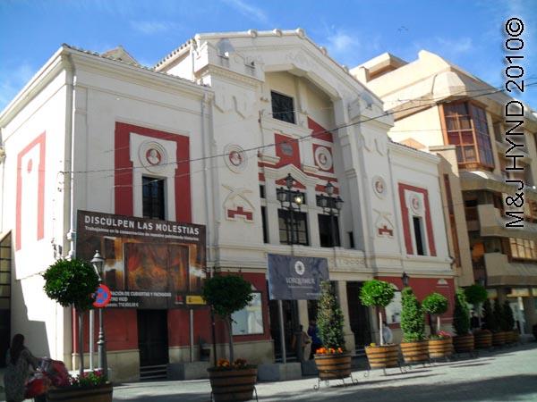 spain Jumilla, Murcia, distinguished buildings