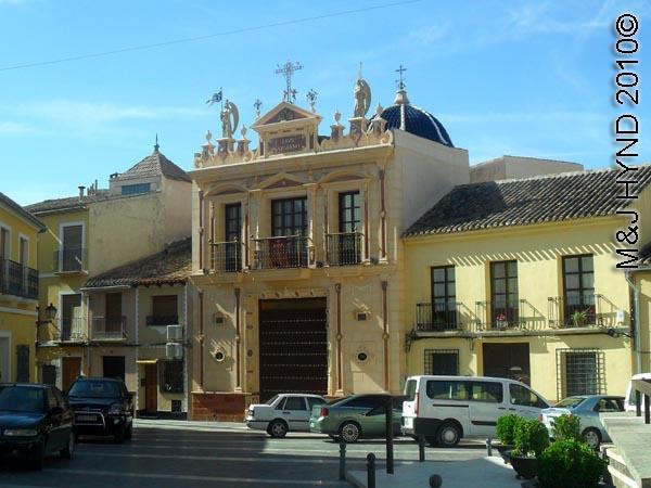 spain Jumilla, Murcia, distinguished villas, townhouses, Plaza de Arriba