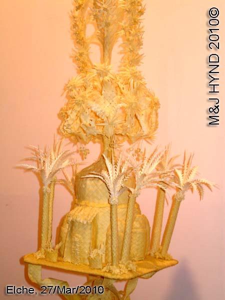 Palm Sunday, Santa Semana, Elche, Spain 2010