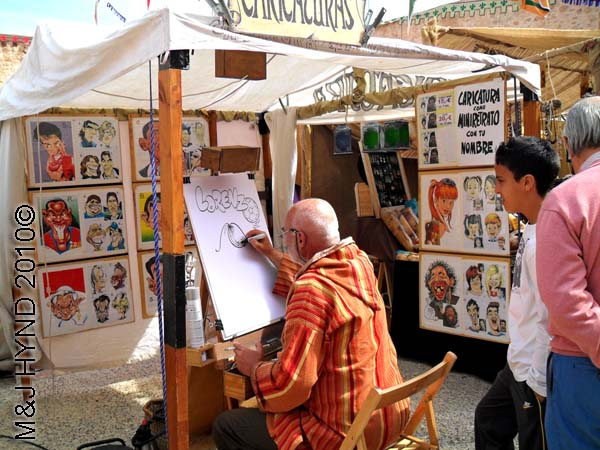 Santa Pola Medieval Market 2010