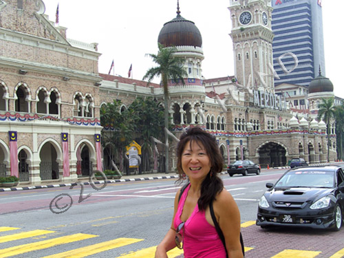 KL central rail station