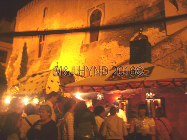 Elche Medieval Festival 2010, Spain