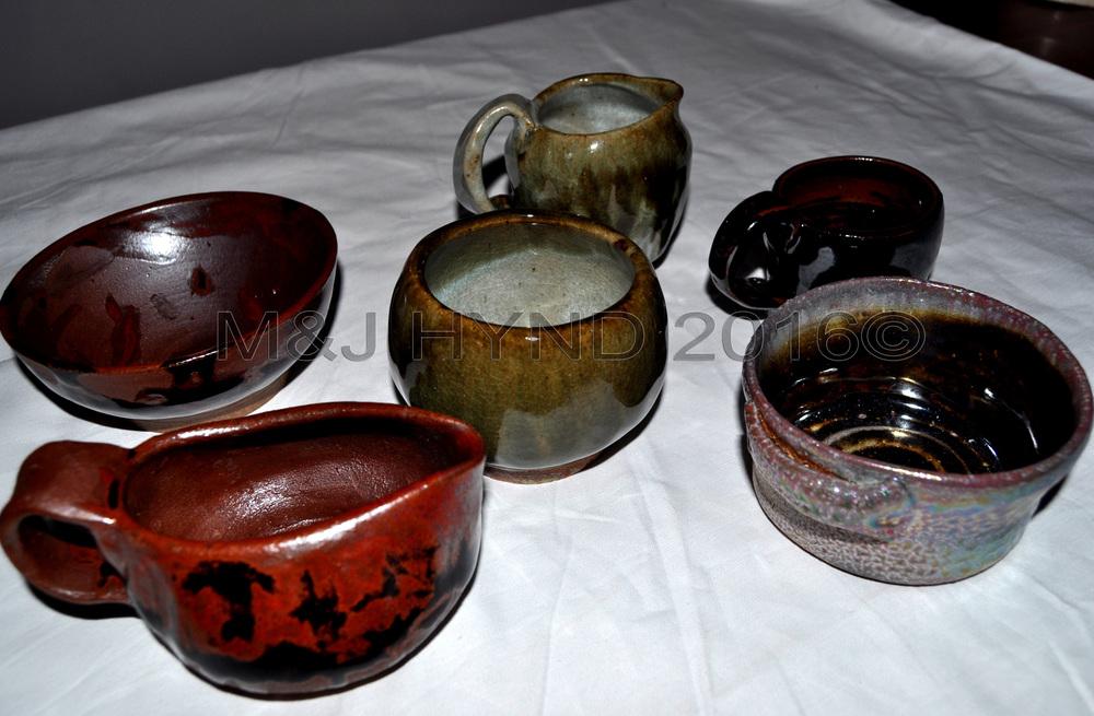 Jacqui Hynd: pottery