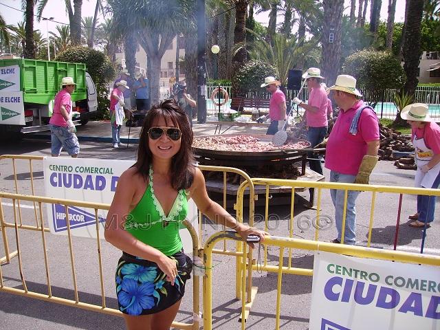 Elche Fiesta: Arroz Con Costra (Large) #1