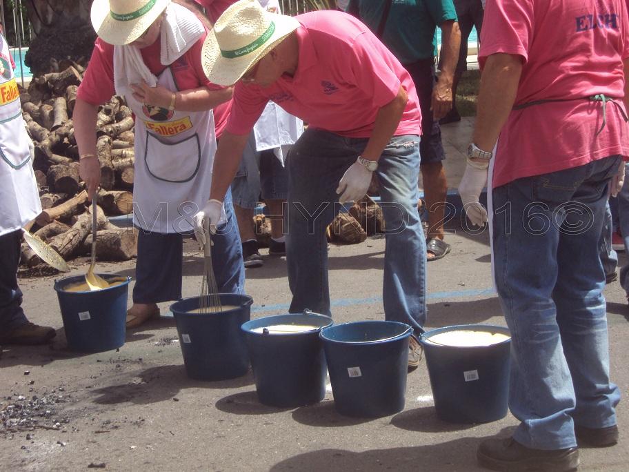 Elche Fiesta: Arroz Con Costra (Large) #5