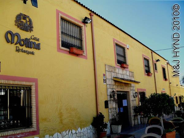 Valverde: Casa Molina