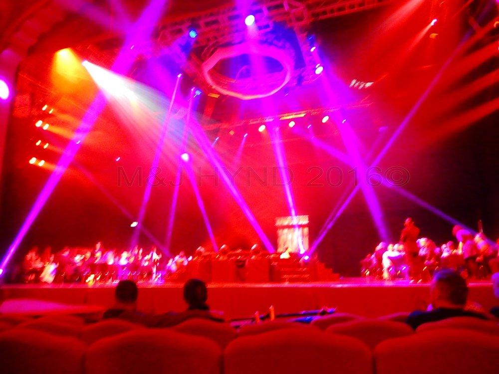Civic Theatre, Cirque du Soleil Le Noir, Auckland, NZ