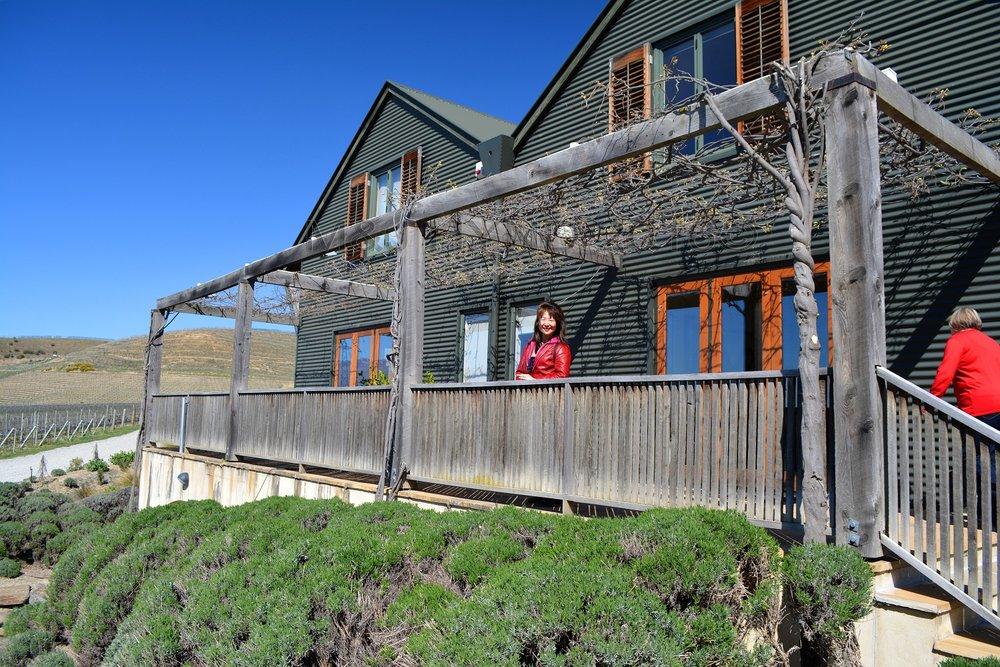 Felton Road Winery, Bannockburn, NZ