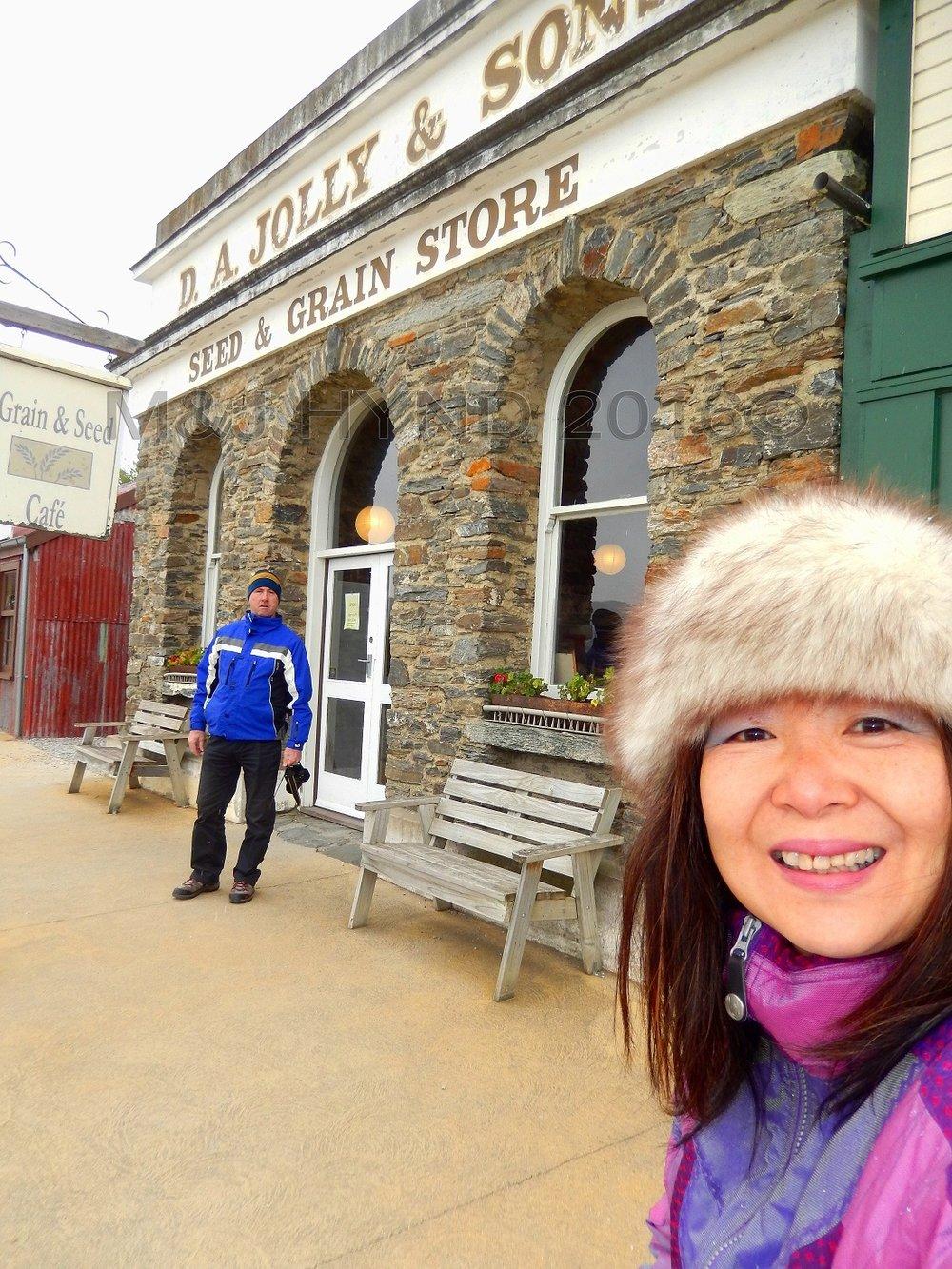 Old Cromwell Town Historic  Precinct, Central Otago, NZ