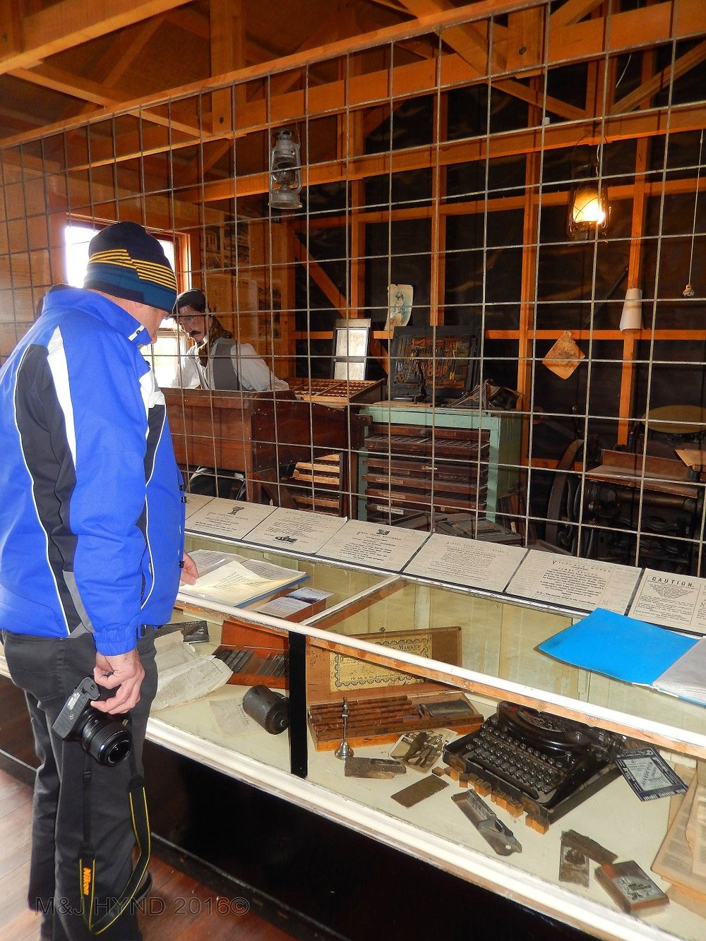 Old Cromwell Town Historic  Precinct museum, Central Otago, NZ