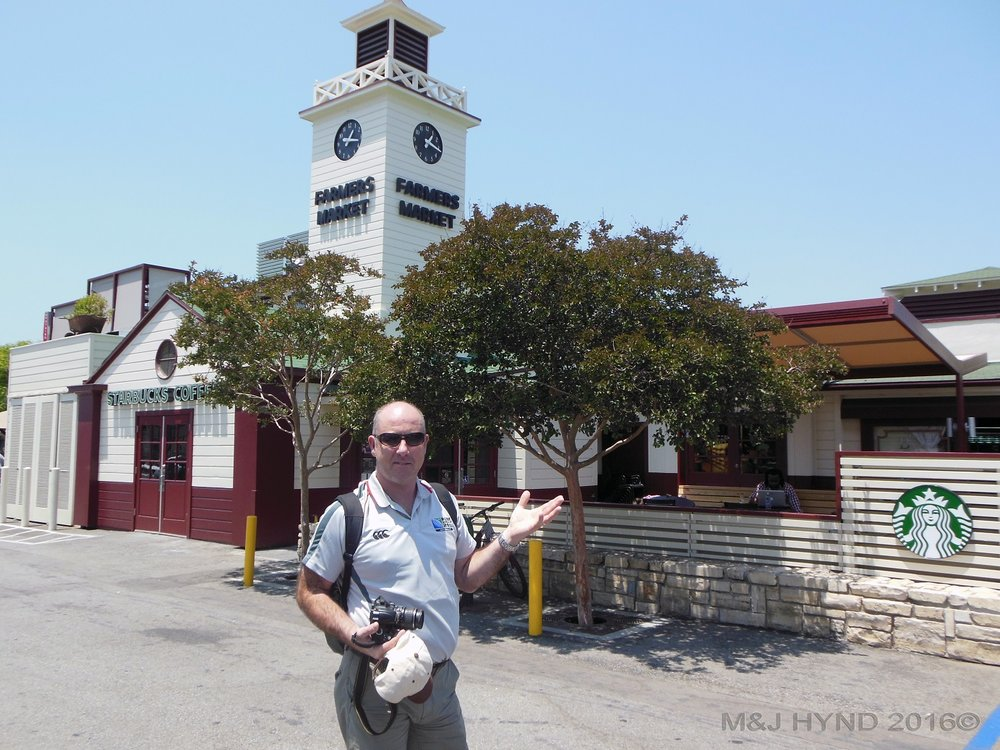Farmer Market on Fairfax, Hollywood, LA, USA