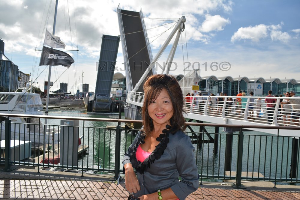 Viaduct Harbour, Seafood Festival, Auckland, NZ