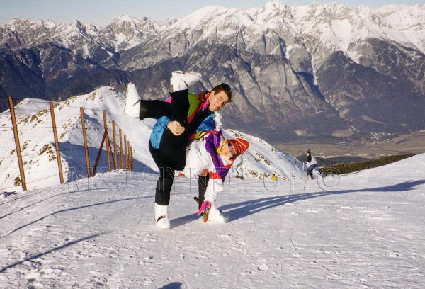 PreStroke - on the ski run Gotzens, Austria